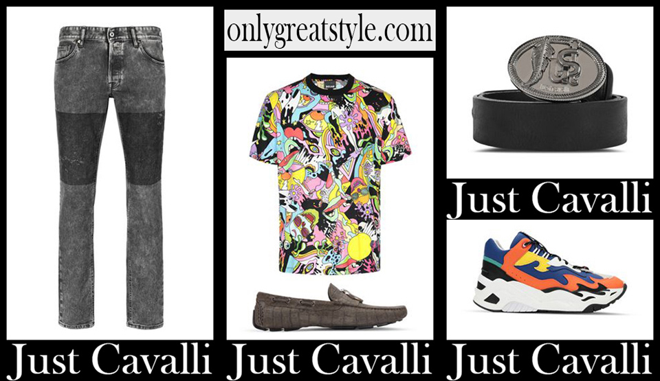 Just Cavalli fashion 2020 new arrivals mens clothing