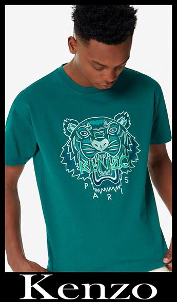 Kenzo T Shirts 2020 mens fashion 2