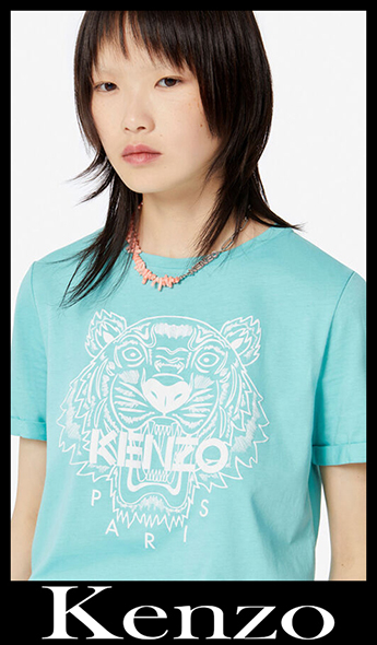 Kenzo T Shirts 2020 womens clothing 1