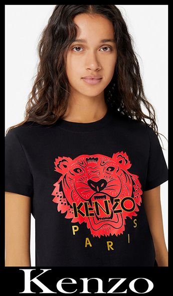Kenzo T Shirts 2020 womens clothing 14