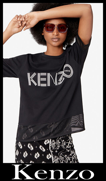 Kenzo T Shirts 2020 womens clothing 15