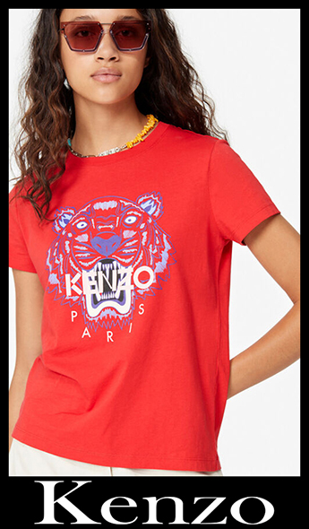 Kenzo T Shirts 2020 womens clothing 17