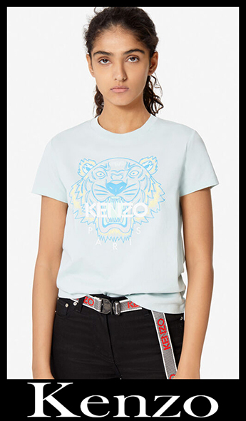 Kenzo T Shirts 2020 womens clothing 19