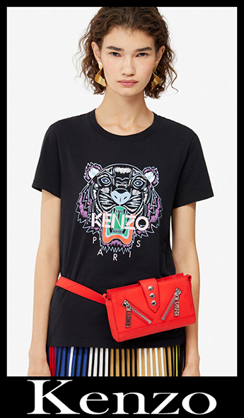 Kenzo T Shirts 2020 womens clothing 20