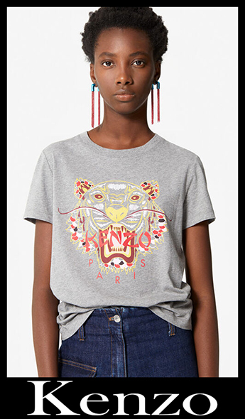 Kenzo T Shirts 2020 womens clothing 21