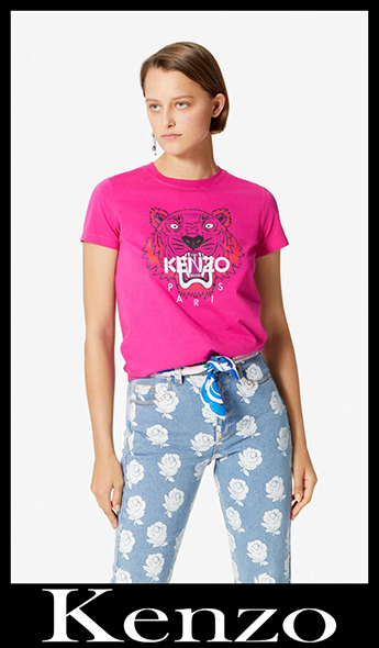 Kenzo T Shirts 2020 womens clothing 5
