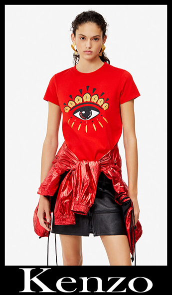 Kenzo T Shirts 2020 womens clothing 6