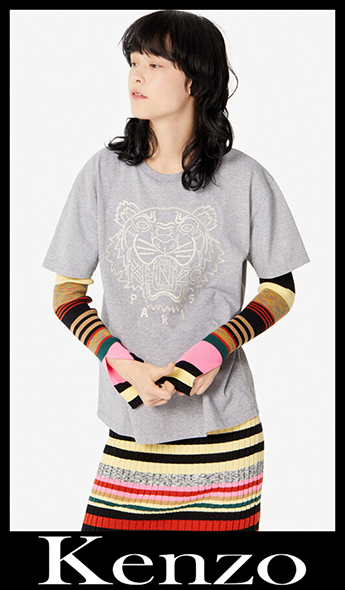Kenzo T Shirts 2020 womens clothing 8