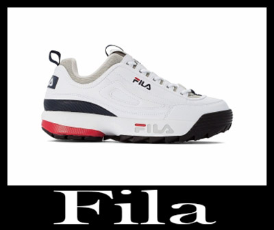 New arrivals Fila mens shoes 2020 sneakers 2