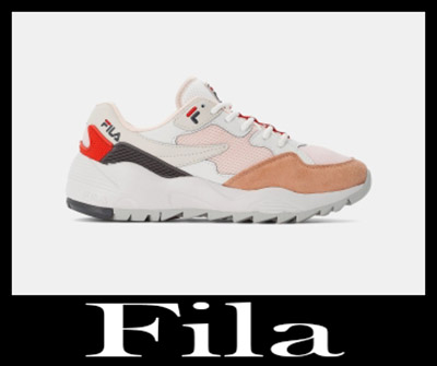 New arrivals Fila womens shoes 2020 sneakers 16