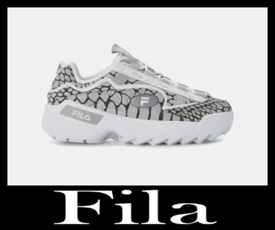 New arrivals Fila womens shoes 2020 sneakers 3