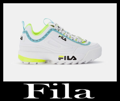 New arrivals Fila womens shoes 2020 sneakers 4