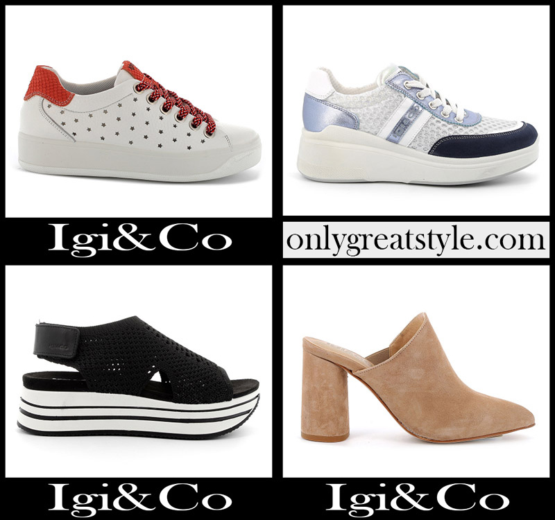New arrivals IgiCo womens shoes 2020