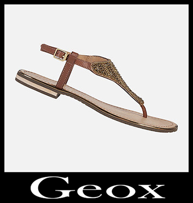 Sandals Geox shoes 2020 new arrivals womens 8