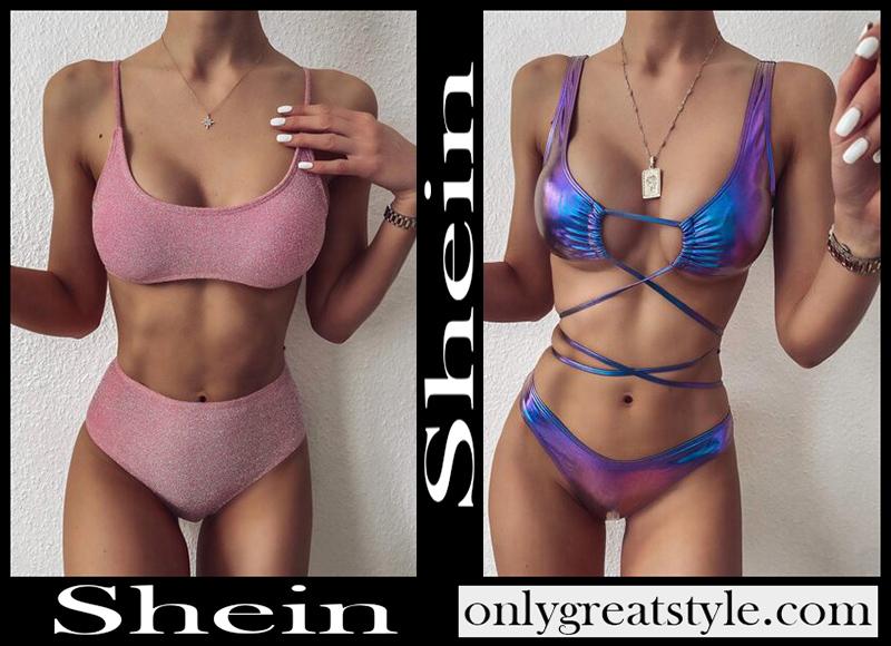 Shein bikinis 2020 swimwear womens accessories