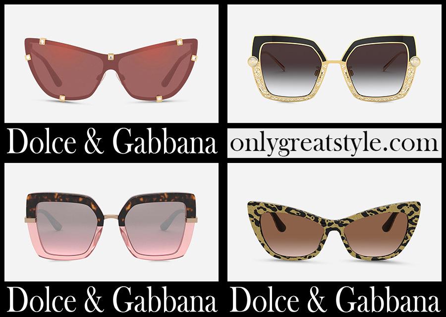 Sunglasses Dolce Gabbana womens accessories 2020