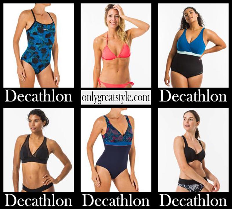 Decathlon bikinis 2020 swimwear womens accessories