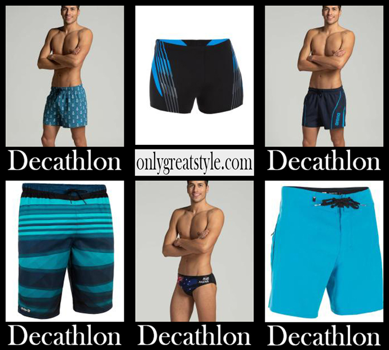 Decathlon boardshorts 2020 swimwear mens