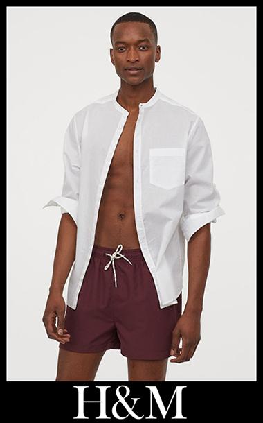 HM boardshorts 2020 swimwear mens accessories 16