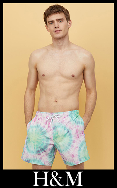 HM boardshorts 2020 swimwear mens accessories 20