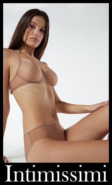 Intimissimi underwear invisible collection accessories 2